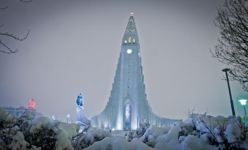 Chiesa di Hallgrìmur
