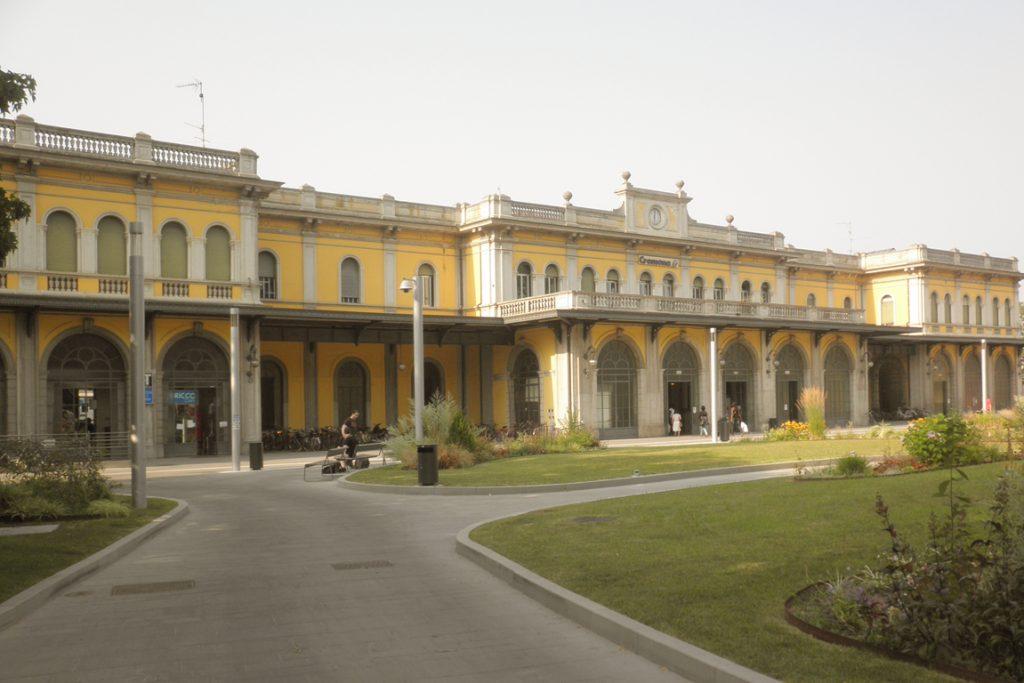 Cremona Stazione ferroviaria