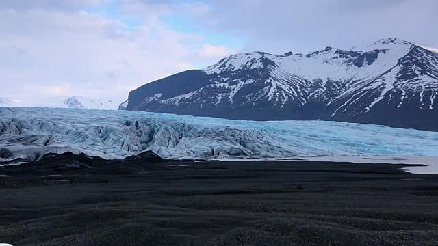 Ghiacciaio di Skaftafellsjokull