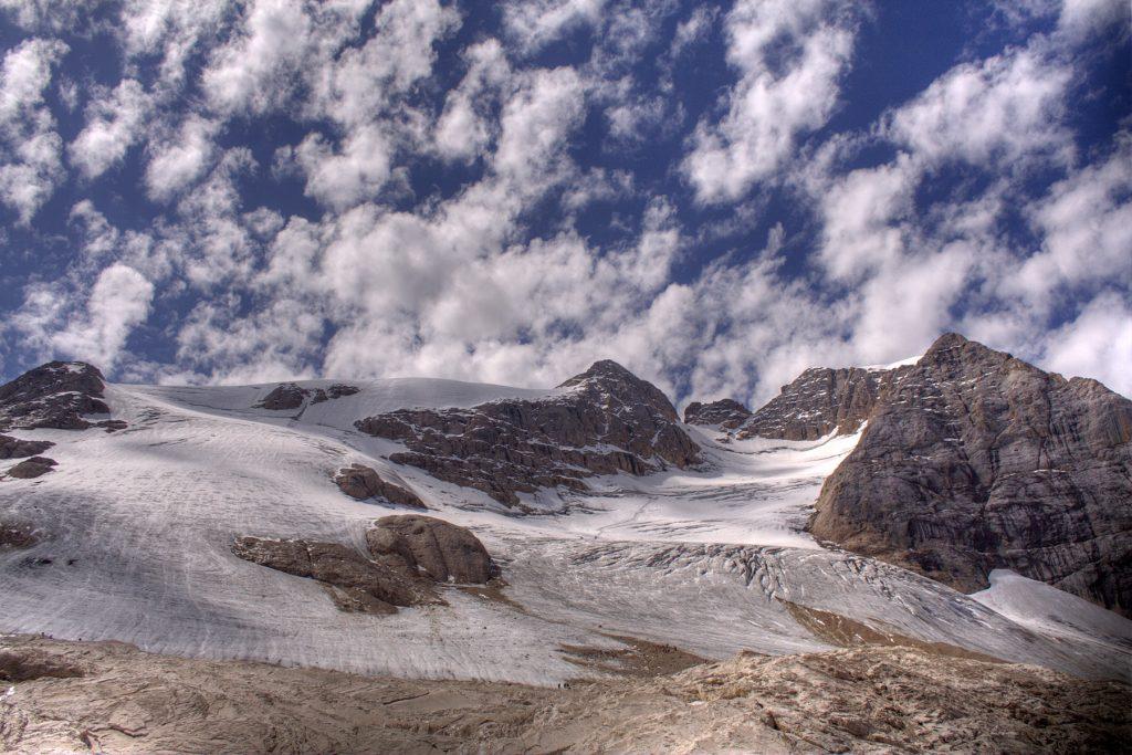 Marmolada Trentino Alto Adige Sudtirol