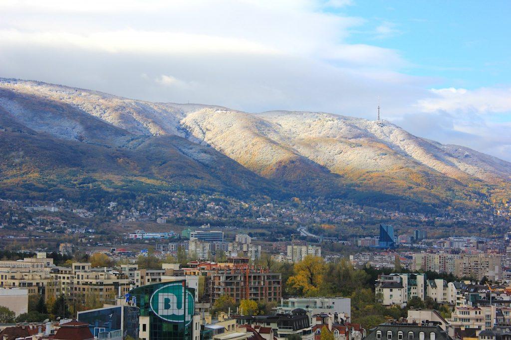 Monte Vitoša