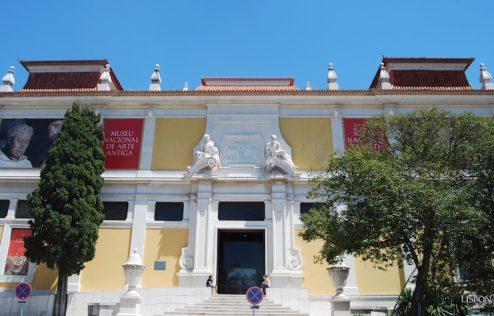 Museo di arte antica Lisbona