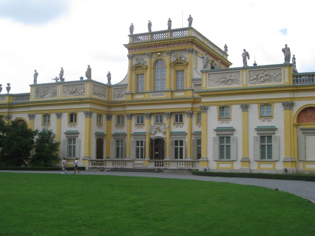 Palazzo Wilanow