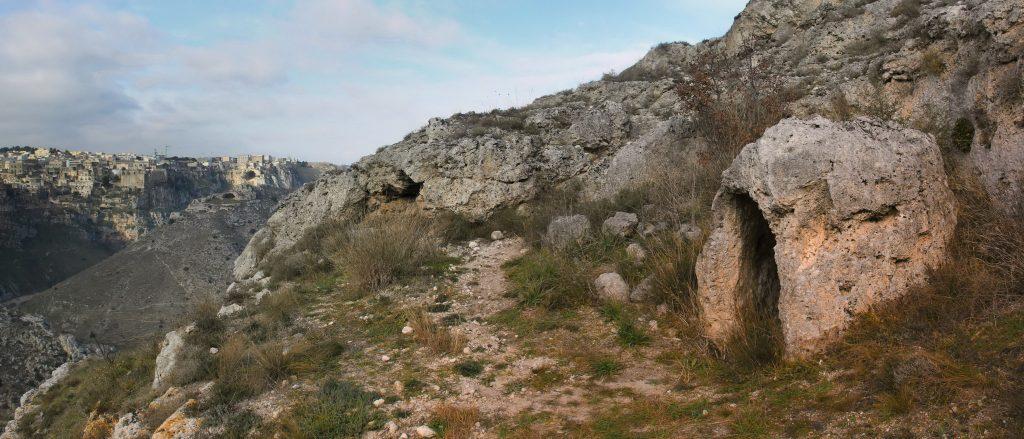 Parco delle chiese rupestri della Murgia Materana