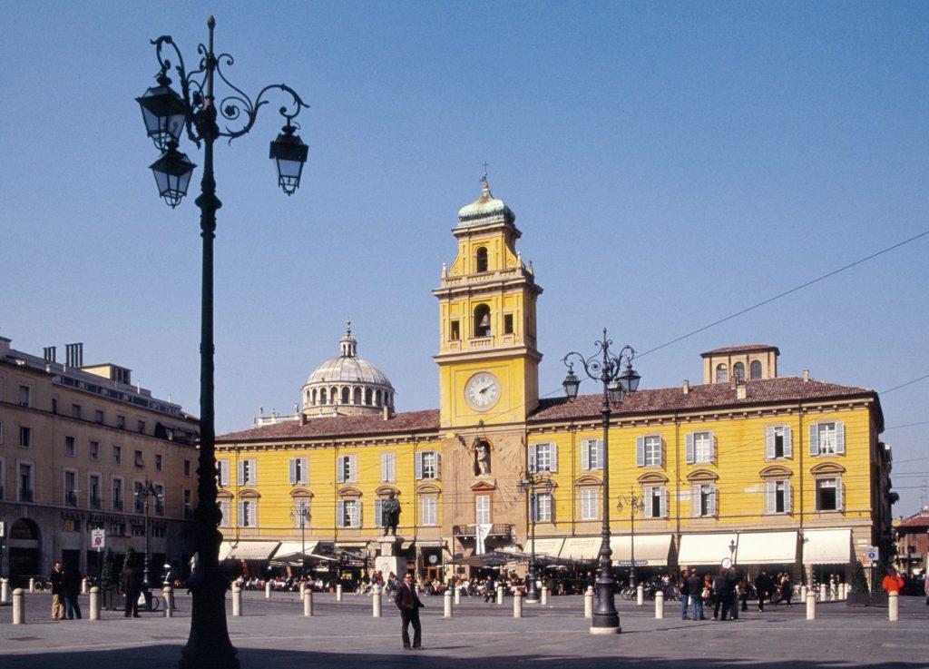Parma centro storico