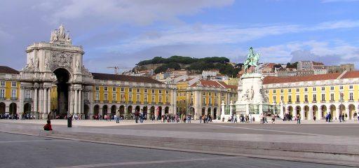 Cosa Vedere a Lisbona: Praca do Comercio
