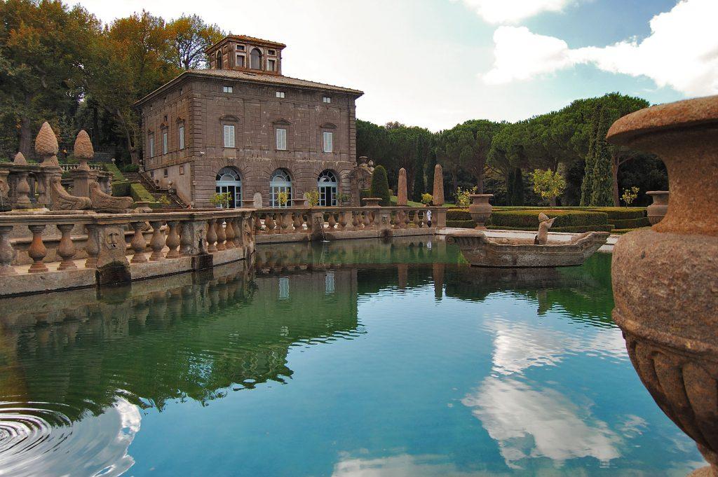 Villa Lante a Viterbo