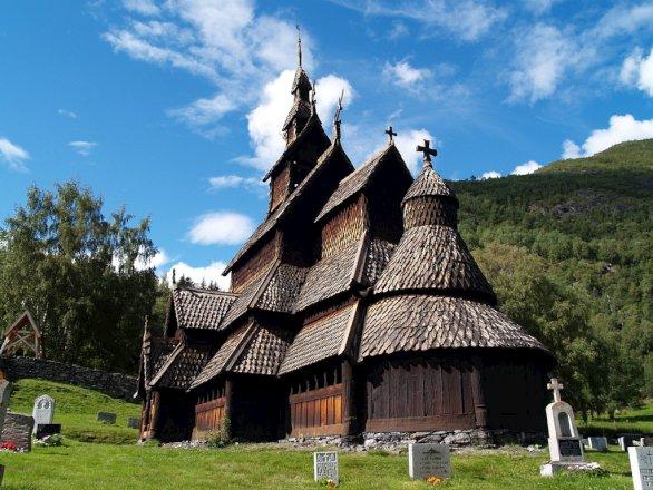 chiesa di Fantoft