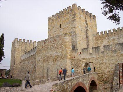 Cosa vedere a Lisbona Castello di San Giorgio