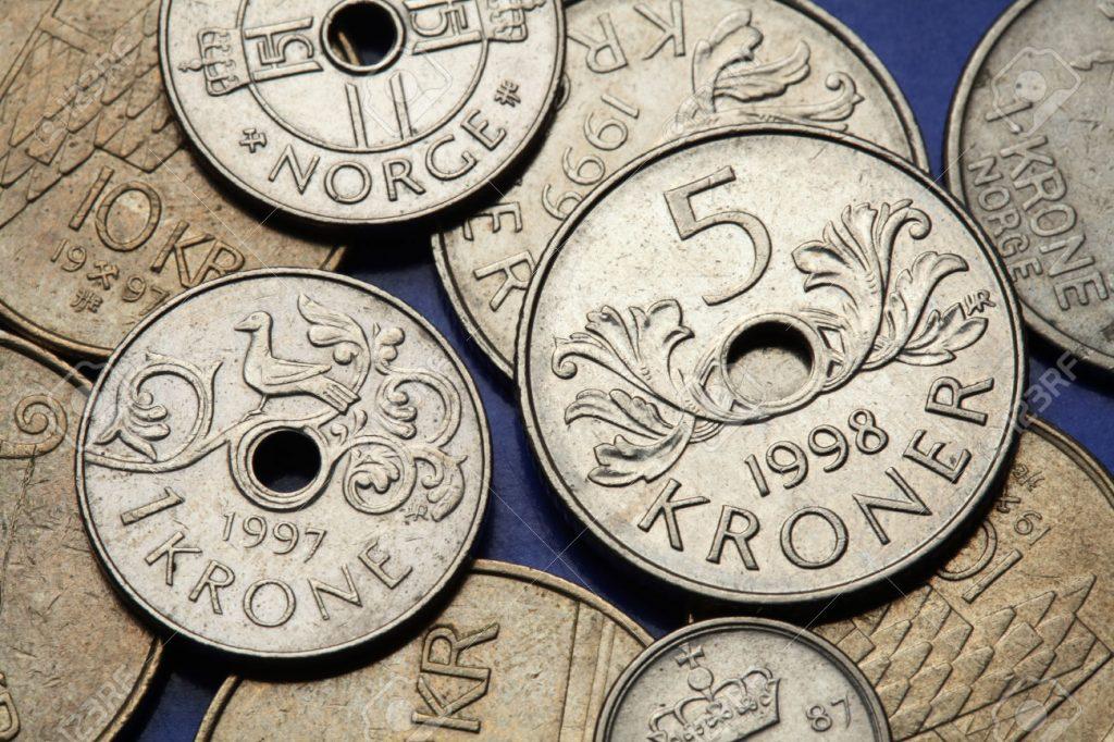 euro nok