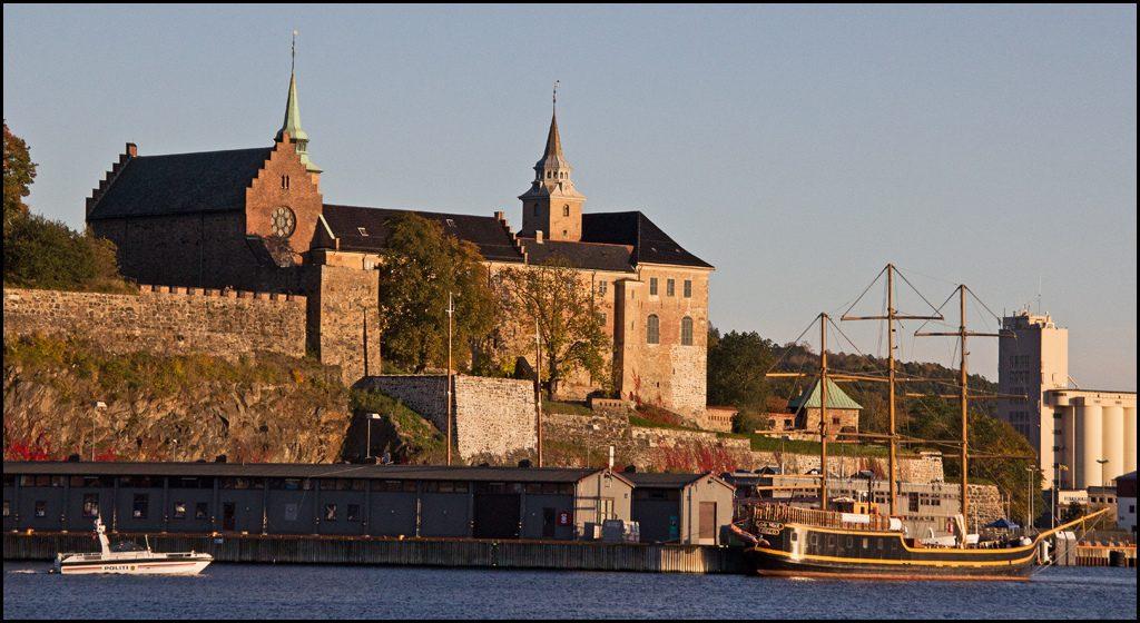 fortezza di Akershus Norvegia