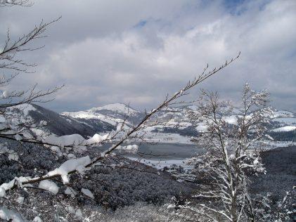 Lago Laceno, Bagnoli Irpino