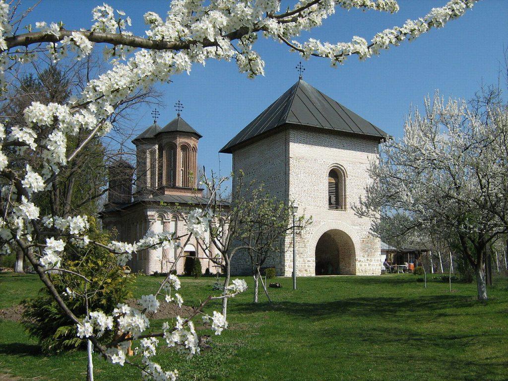 monastero di snagov