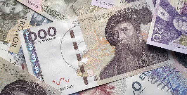 moneta svedese cambio con euro