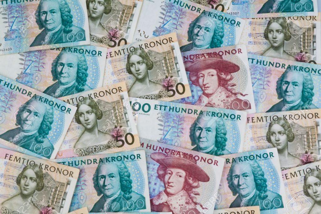 moneta svedese cambio euro