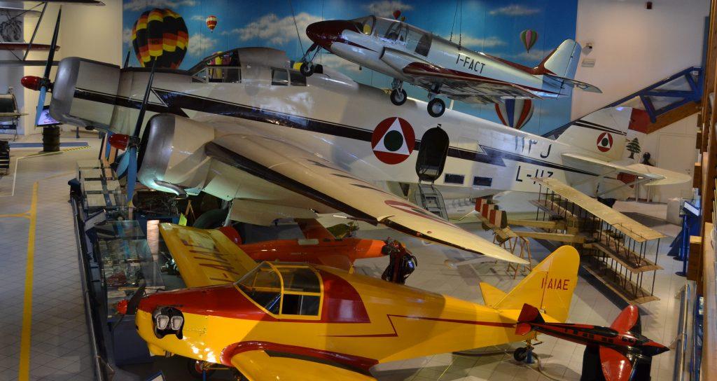 Museo aeronautica Trento