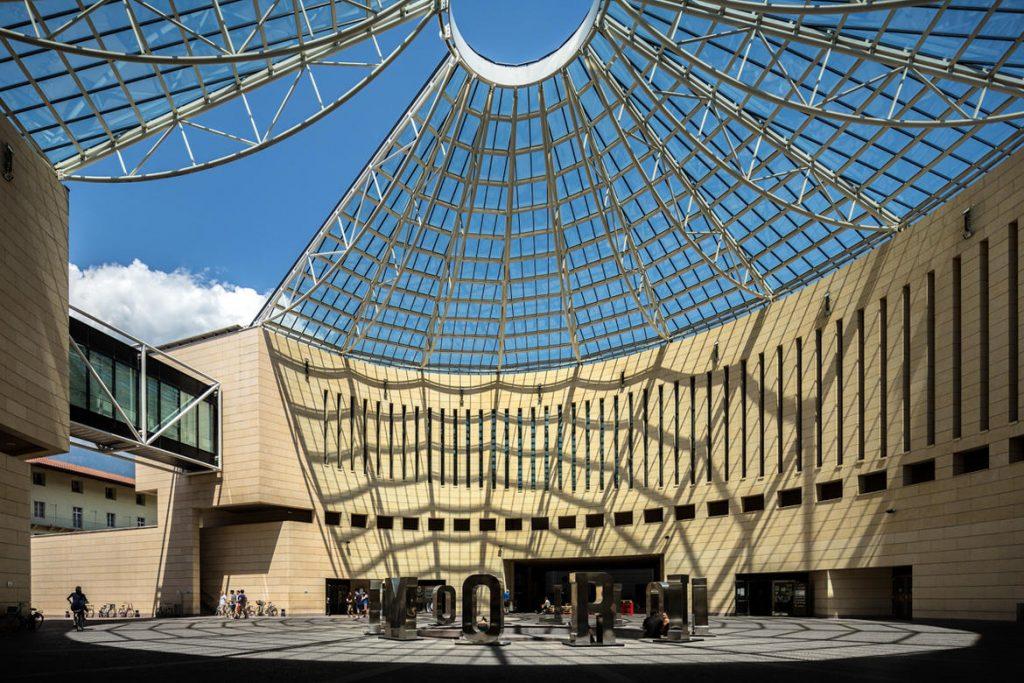 museo d'arte moderna e contemporanea di Trento