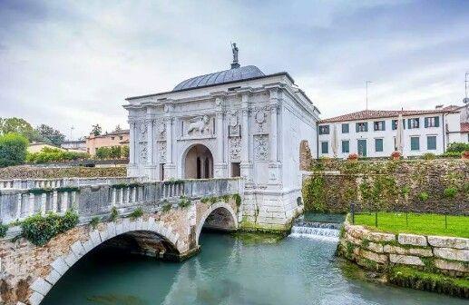 Porta San Tommaso Treviso